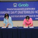 Peringati Hari Kartini, Bhayangkari dan PT Grab Menandatangani MoU Digitalisasi UMKM se-Indonesia