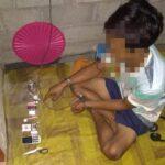 Polres Loteng Tangkap Pemuda Asal Beleka Loteng, Ketahuan Sembunyikan Sabu-sabu