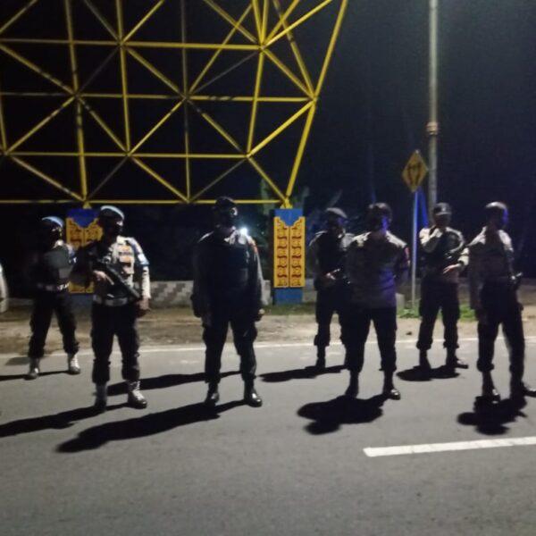 Antisipasi Balap Liar di Tengah Pandemi dan Bulan Ramadhan, Polres Lobar Maksimalkan Personelnya di Jalan By pass