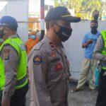 Penyaluran BPPUM dan PIP Tahun 2021 di Senggigi Dijaga Ketat Polisi