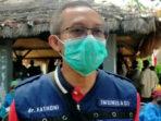 Kabid P3KL Dinas Kesehatan Lombok Barat, Dr. Fatoni